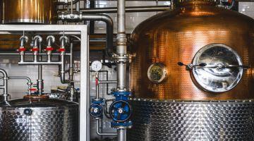 Dampferzeuger Brauereien