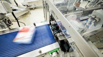 Dampferzeuger Verpackungsindustrie